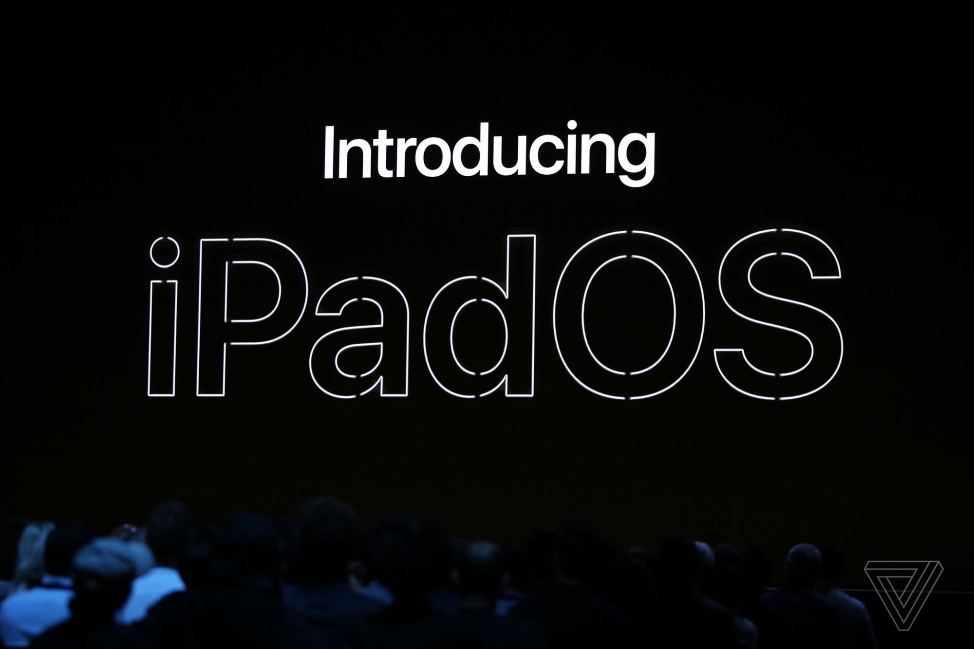Novým systémem pro tablety od Applu je iPadOS