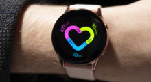 Samsung Galaxy Watch Active 2 nabídnou dotykovou hranu místo lunety [aktualizace]