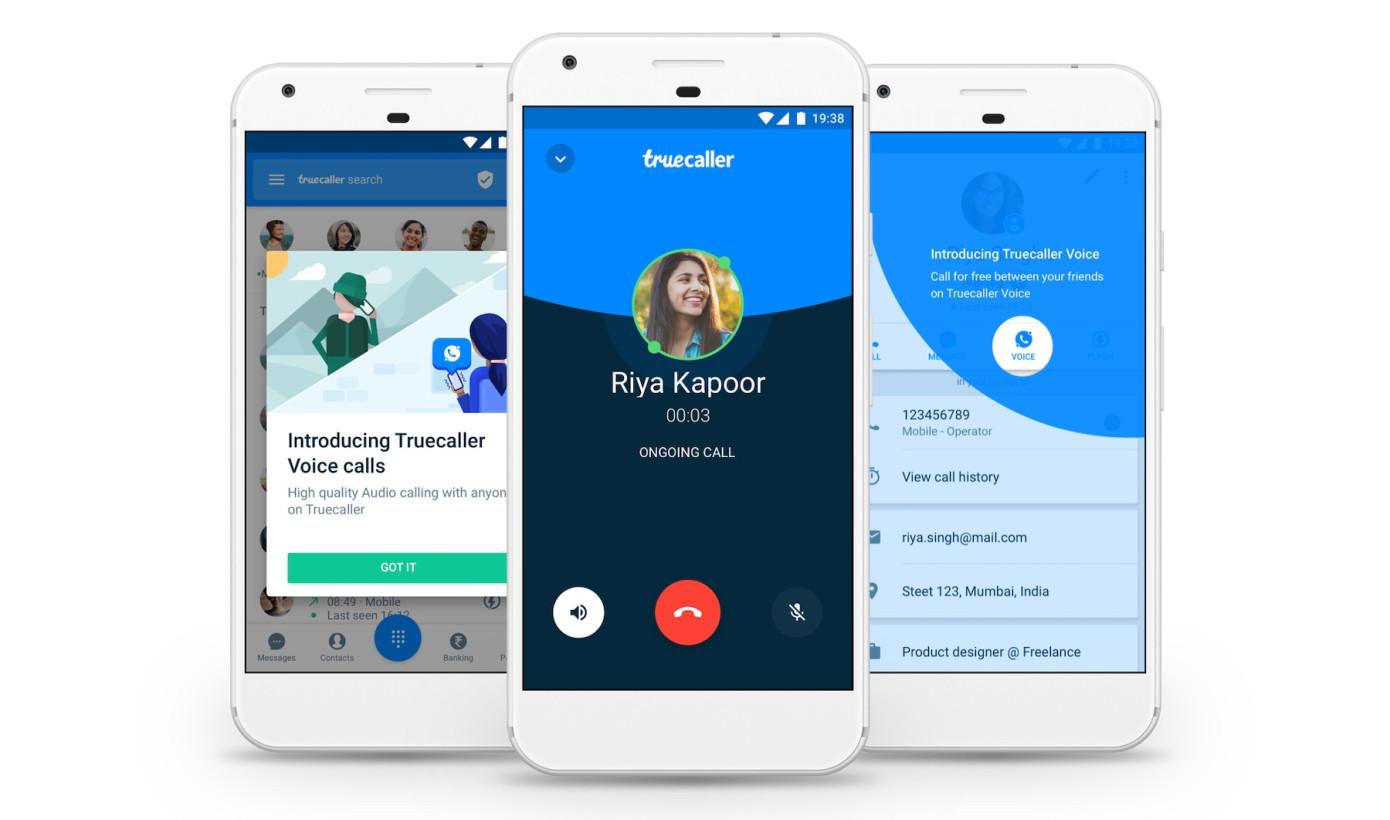 Truecaller získává možnost volání skrze VoIP
