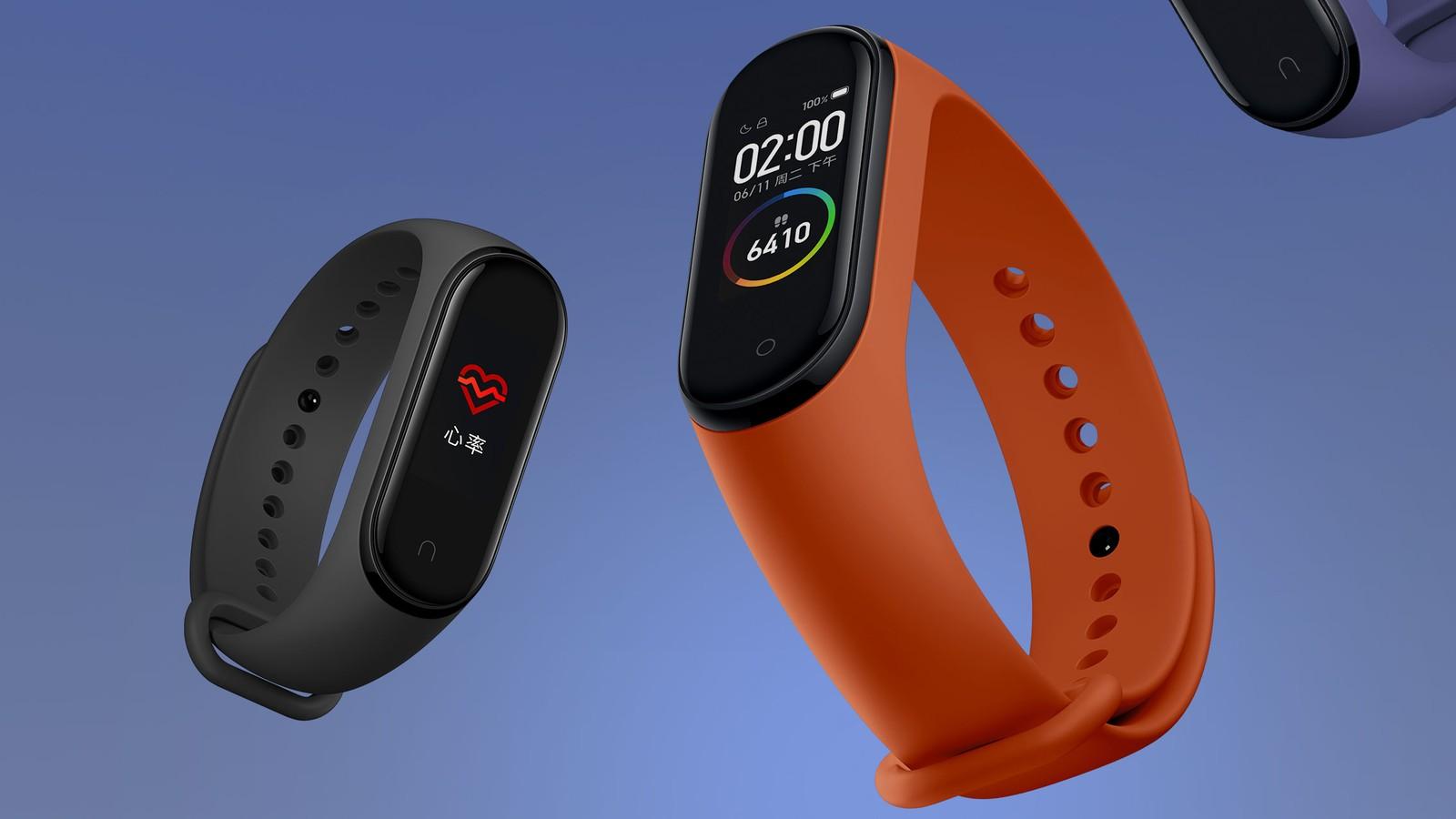 Xiaomi Mi Band 4 jen nyní za 704 Kč a další hodinky ve slevě! [sponzorovaný článek]