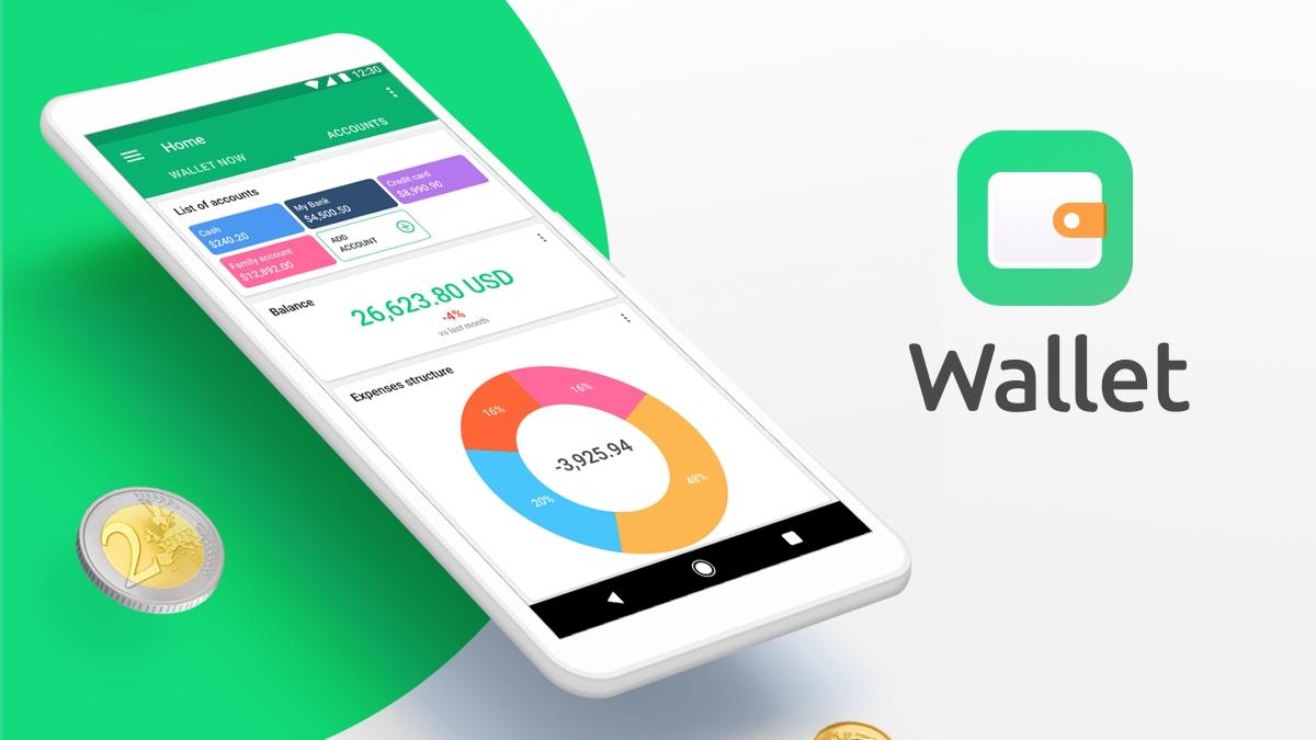 Wallet: každodenní pomocník při správě financí [uživatelská zkušenost]