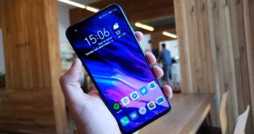 Honor 20 - zkrátka skvělý smartphone [recenze]
