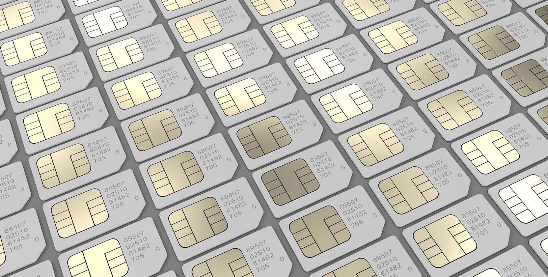Do roku 2025 bude dodáno 2 miliardy zařízení s iSIM nebo eSIM