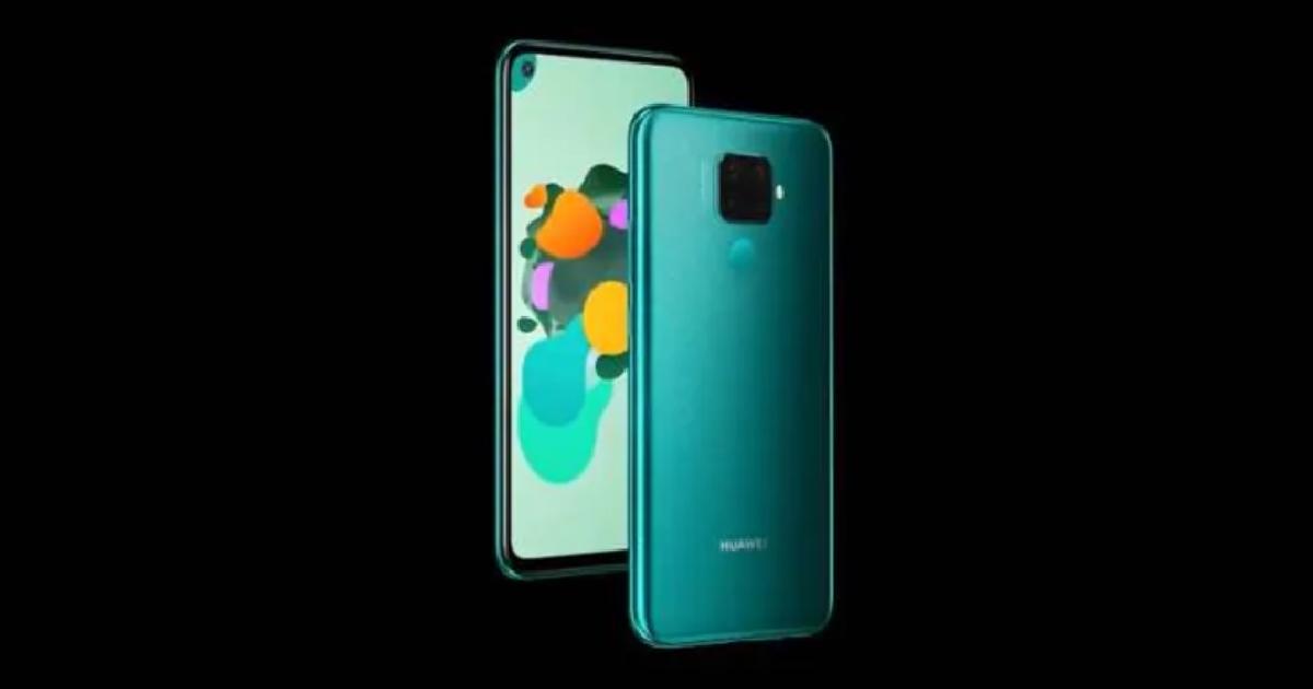 Huawei Nova 5i Pro představena, zřejmě se jedná o Mate  30 Lite