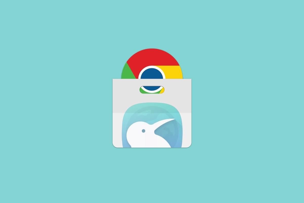 Webový prohlížeč Kiwi se dočkal výrazných změn