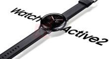 Hodinky Galaxy Watch a Galaxy Watch Active se dočkají funkcí Galaxy Watch Active 2