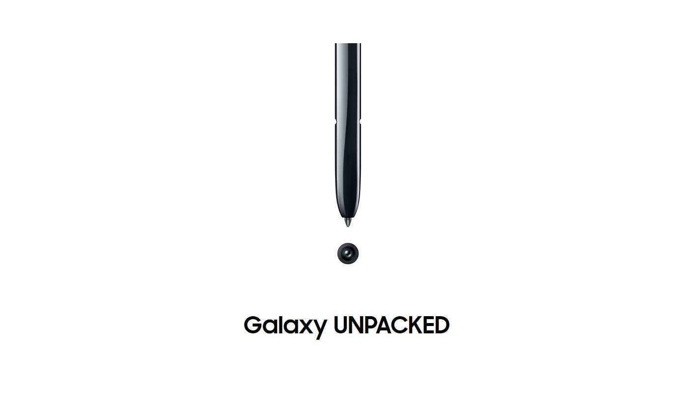 Oficiálně: Samsung Galaxy Note 10 se představí 7. srpna