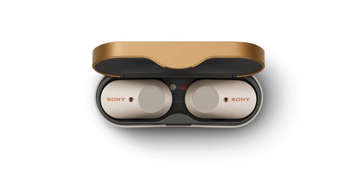 Sony představilo bezdrátová sluchátka WF-1000XM3 s bonusovými funkcemi
