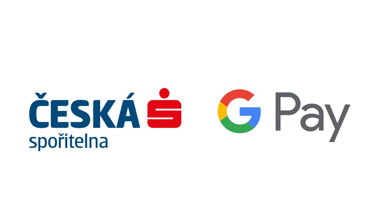 Česká spořitelna spustila podporu Google Pay