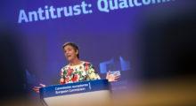 Qualcomm dostal pokutu ve výši 242 milionů eur od EU