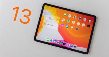 Podívali jsme se na iPadOS 13, konečně vhodný systém pro iPady [video]