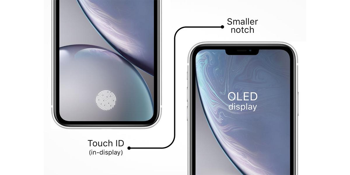iPhone se údajně dočká Touch ID v displeji
