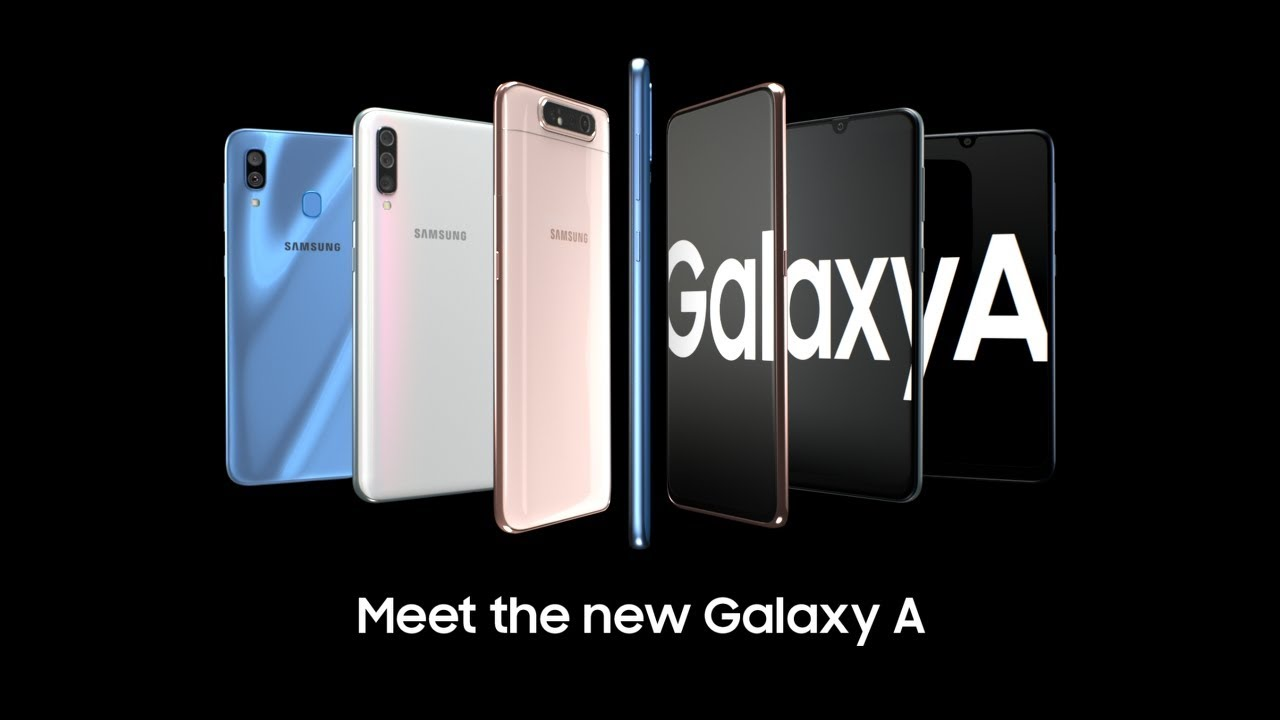 Samsung zřejmě chystá další dva modely Galaxy A