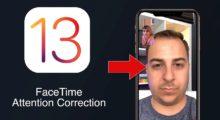 FaceTime Attention Correction simuluje přímý oční kontakt