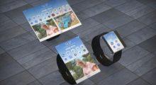 IBM si pohrává s hodinkami rozložitelnými do podoby smartphonu či tabletu
