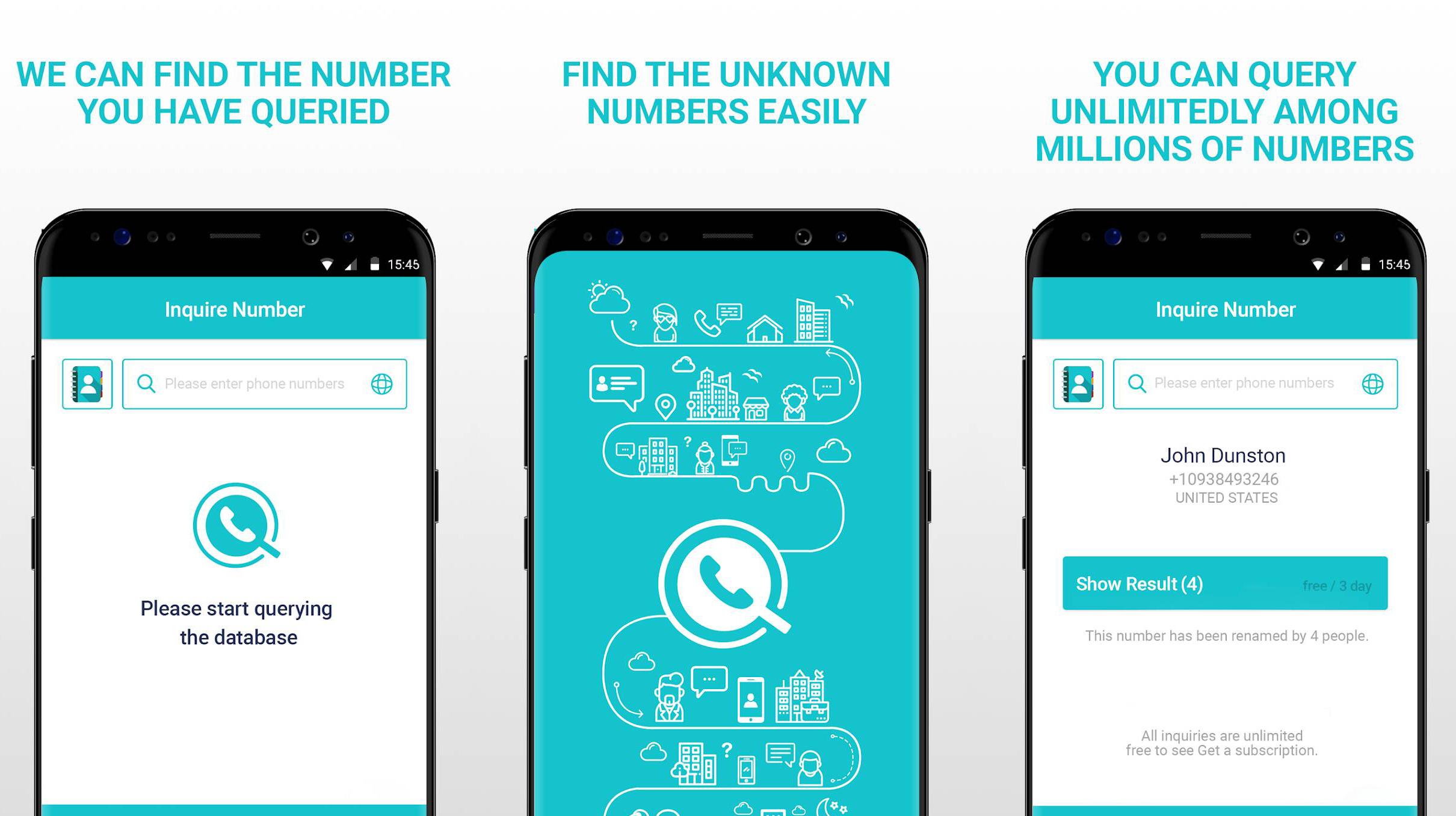 """Pozor na aplikaci Number Finder, jedná se o """"scam"""" (podvod)"""