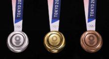 Tokio 2020: kovy pro výrobu medailí byly vytěženy z recyklovaných smartphonů