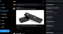 Nový webový Twitter je konečně tady, přináší dva tmavé režimy a přepracované UI