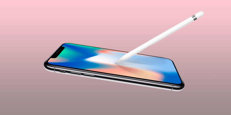 Letošní iPhone údajně nabídne podporu Apple Pencil