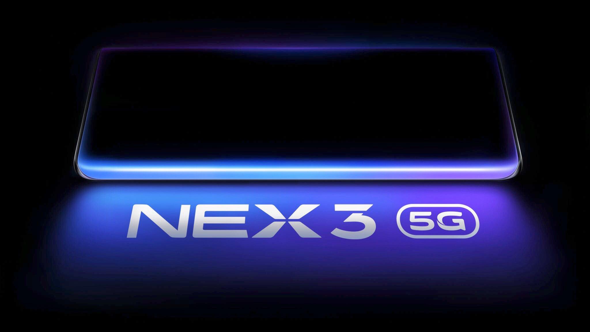 Vivo NEX 3 (5G) – unikají specifikace neobvyklého smartphonu [aktualizováno]