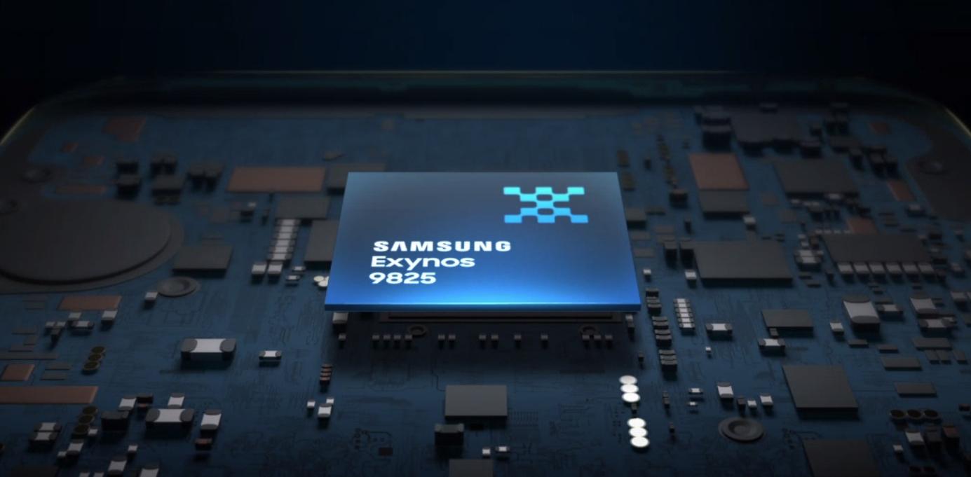 Exynos 9825 je nový procesor pro Galaxy Note10