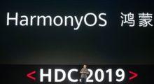 HarmonyOS je nový operační systém od Huawei