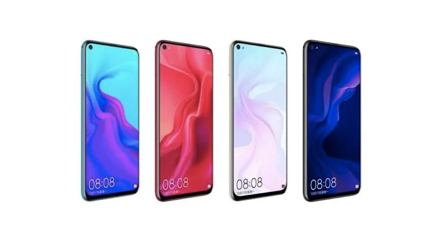 Huawei Nova 5T oficiálně, přejmenovaný Honor 20 [aktualizováno]