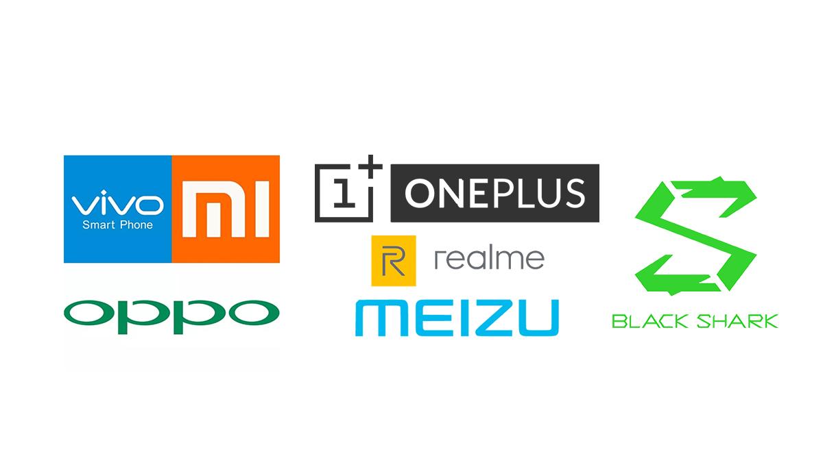 OnePlus, Realme, Meizu a Black Shark se připojují k nové alianci kolem přenosu souborů [aktualizováno]