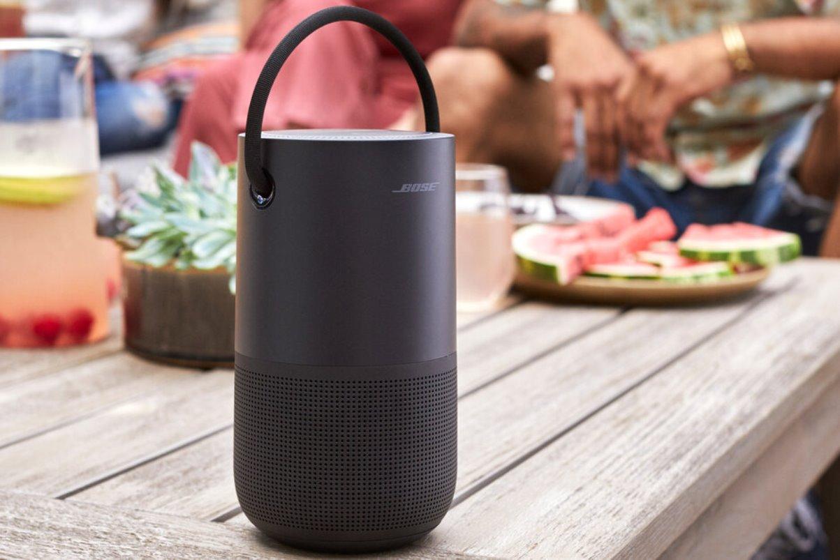 Bose ukázal nový reproduktor Portable Home Speaker