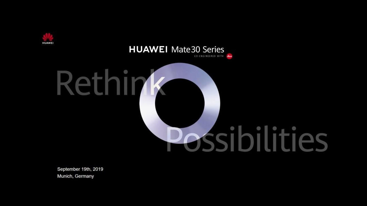 Huawei Mate 30 Pro se ukazuje v edici Porsche Design [aktualizováno]