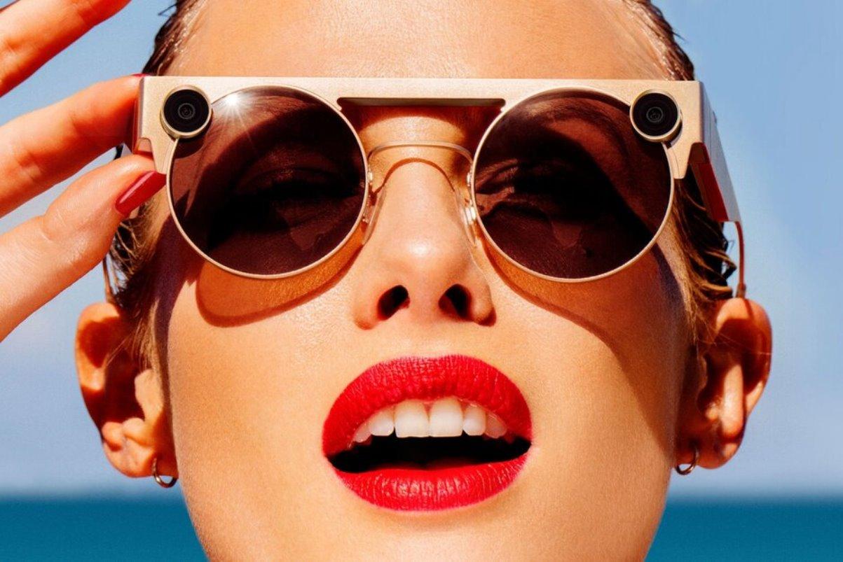 Snap představil brýle Spectacles 3