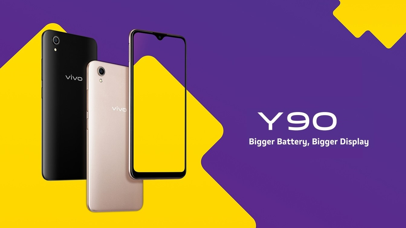 Vivo oficiálně uvádí model Y90