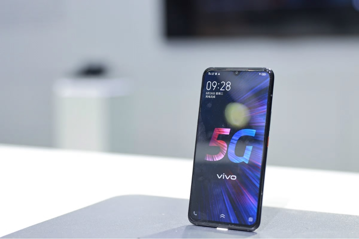 Vivo připravuje svůj první 5G telefon