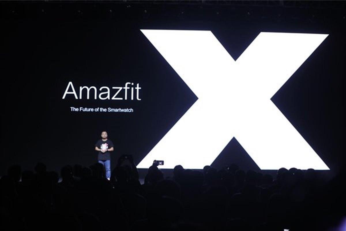 Huami oznamuje hodinky Amazfit GTS, Sports Watch, X Concept Watch