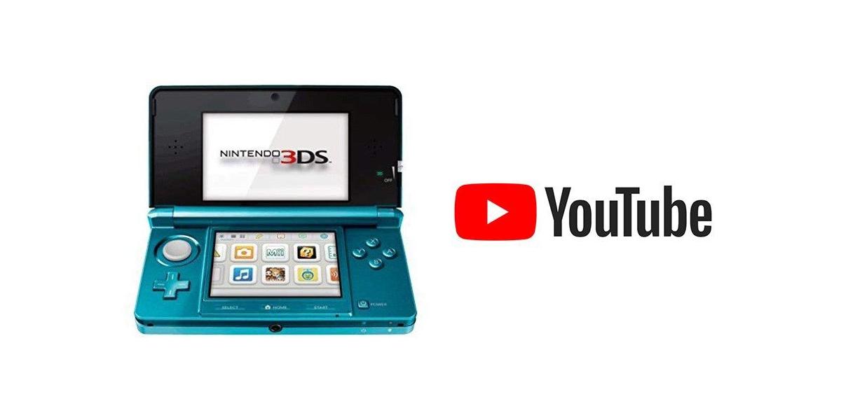 YouTube oficiálně končí na platformě Nintendo 3DS