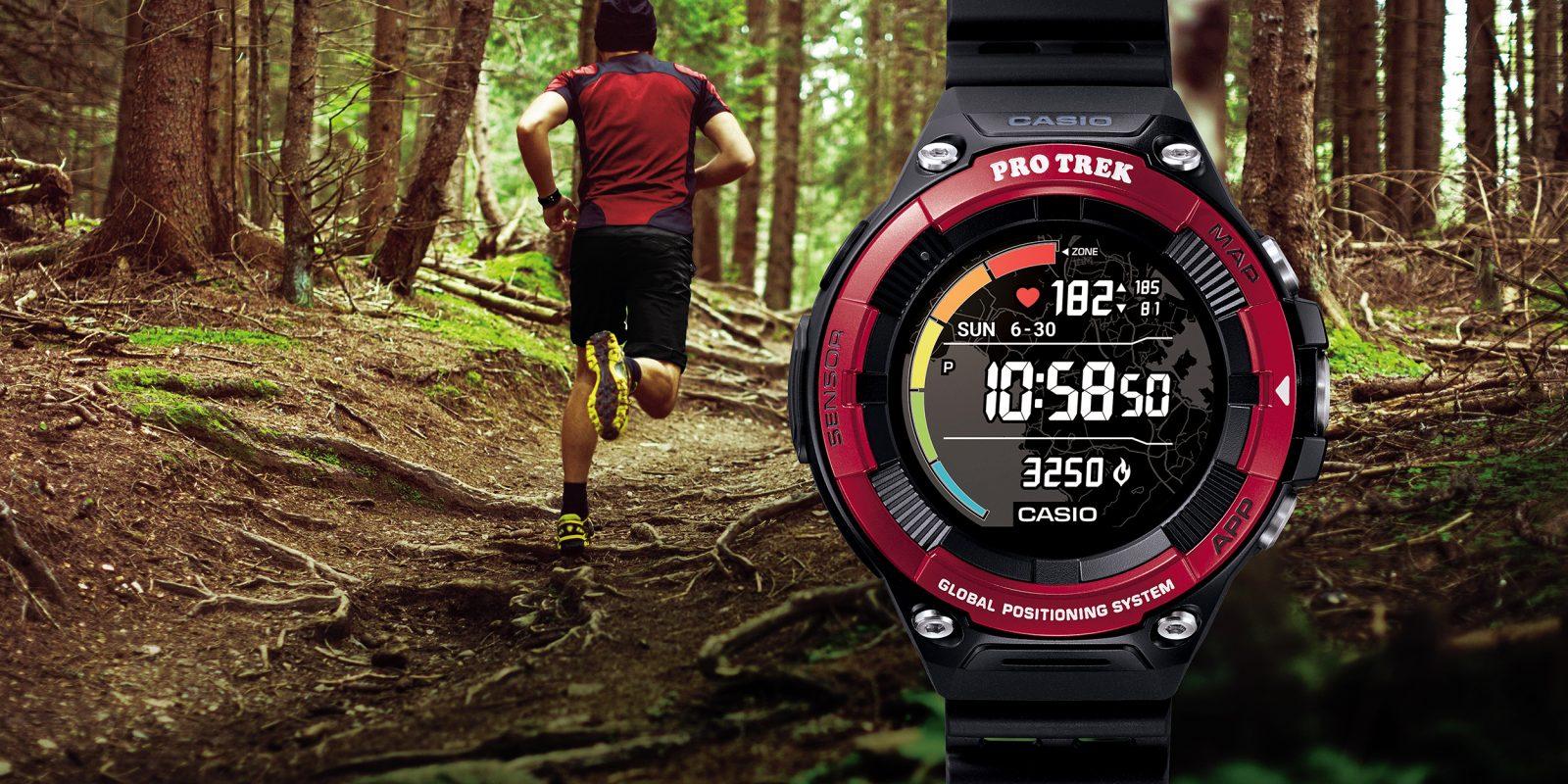 Casio představilo chytré hodinky Pro Trek WSD-F21HR s dvěma displeji