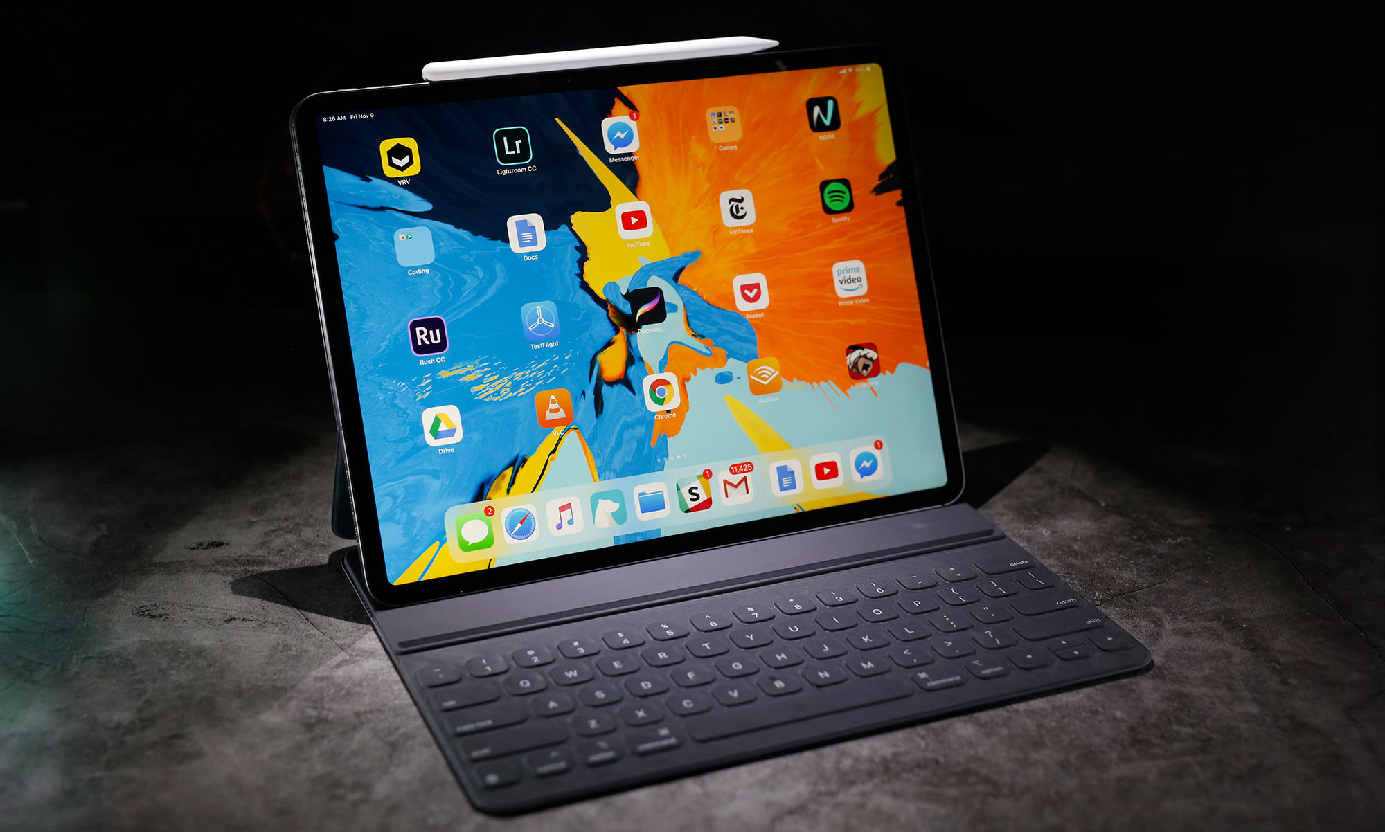 Apple kraluje tabletům, Samsung a Huawei zaznamenaly pokles dodávek