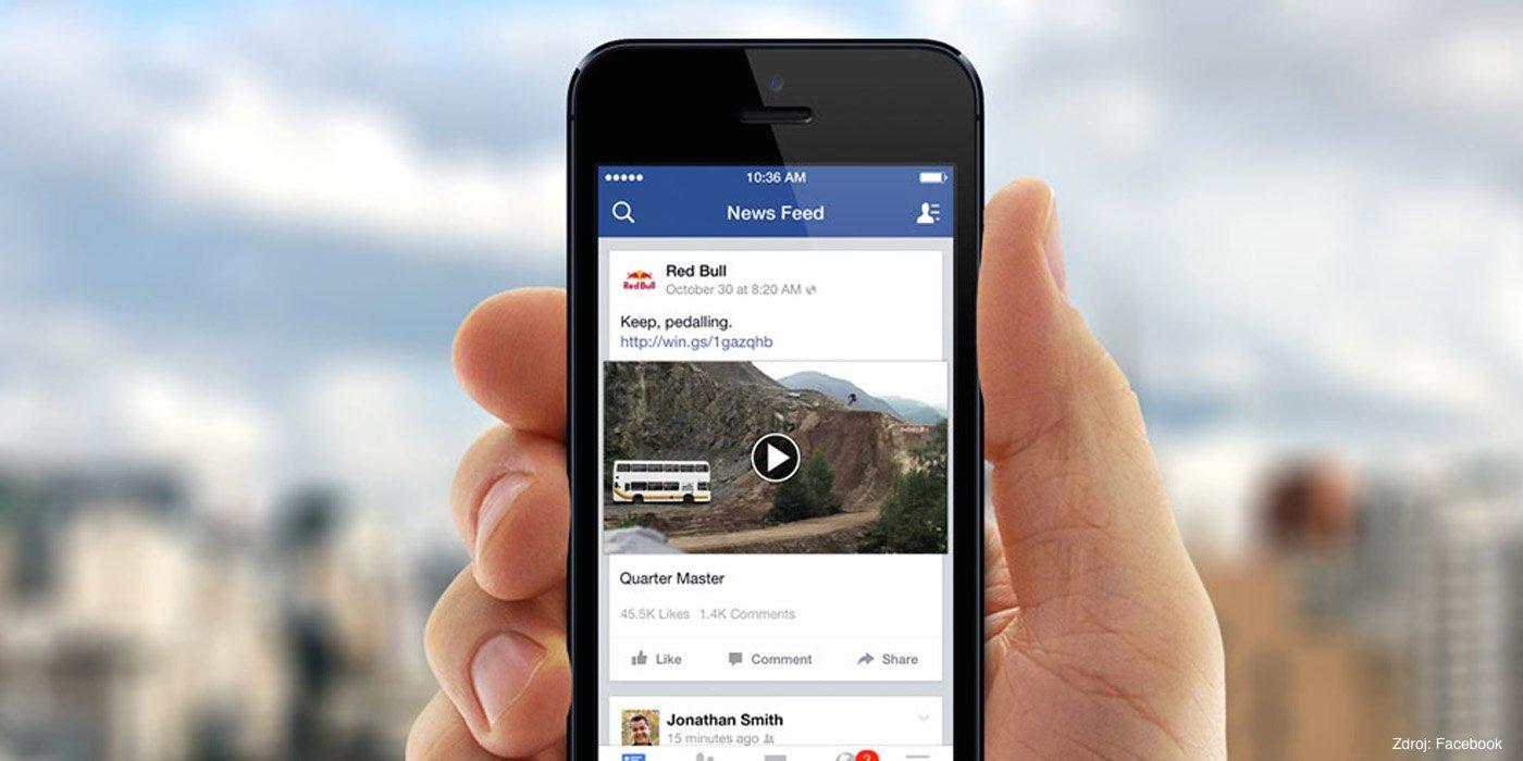 Facebook plánuje předplatné pro sledování video obsahu