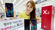 LG K30 (2019) je novinka do nejnižší třídy