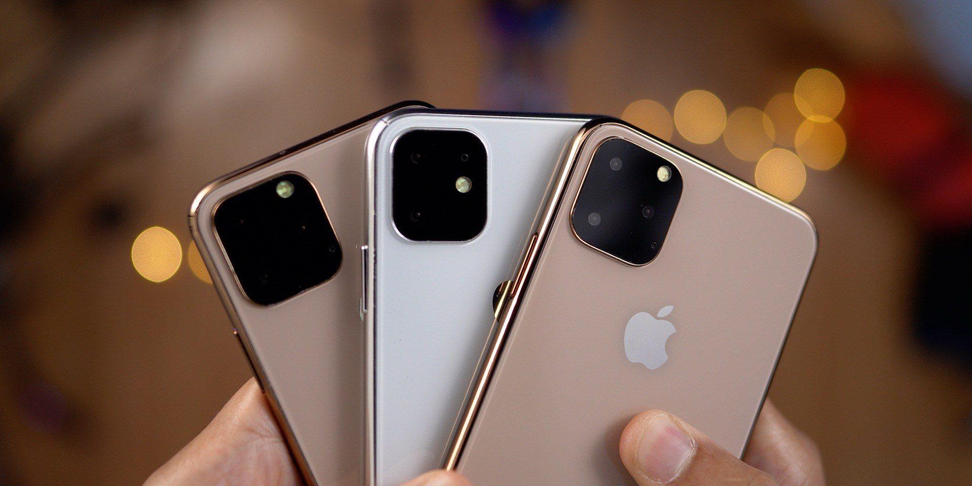 iPhone 2019 údajně nabídne větší baterii a další novinky