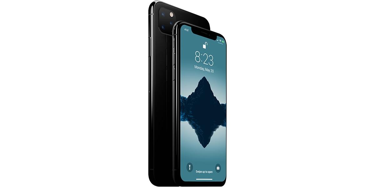 iPhone 2019 údajně nabídne příponu Pro