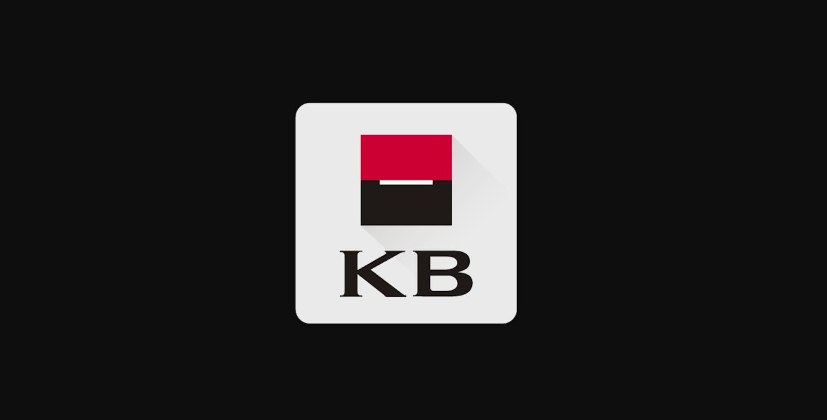 Mobilní banka od KB nově nejen s tmavým režimem