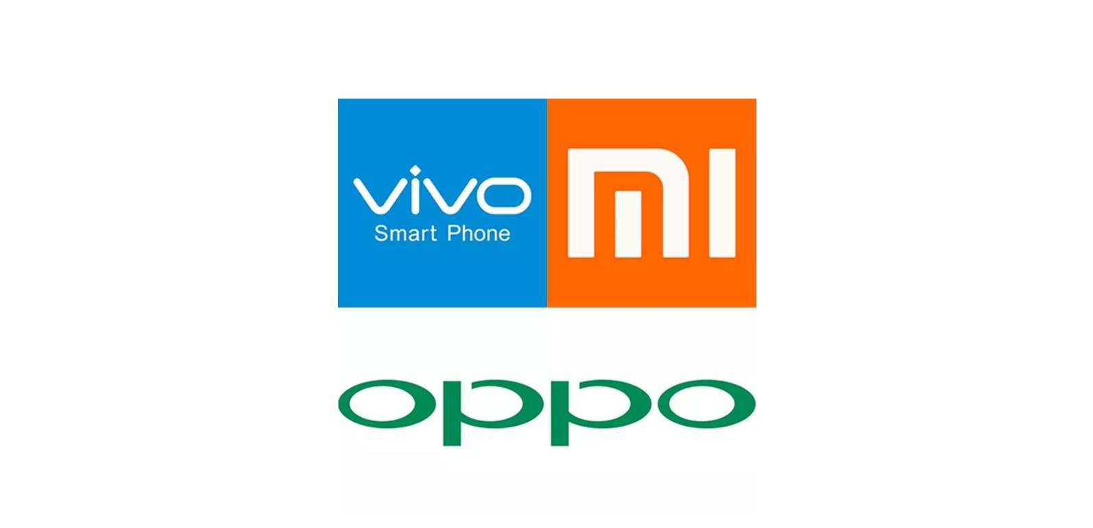 Xiaomi, Oppo a Vivo spojují síly, zavádí unifikovaný přenos souborů