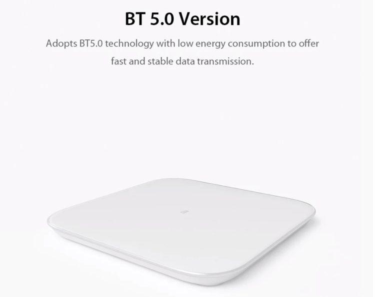 Xiaomi chytrá váha 2