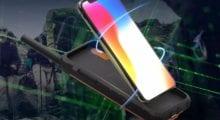 Obal pro iPhone – powerbanka a vysílačka v jednom