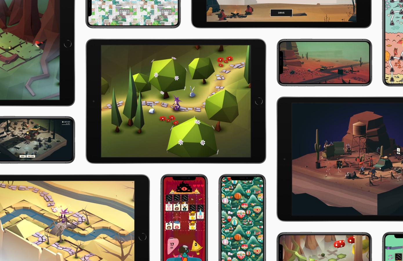 Apple Arcade nově s ročním předplatným