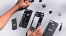 Fairphone 3 získal plný počet bodů od iFixit