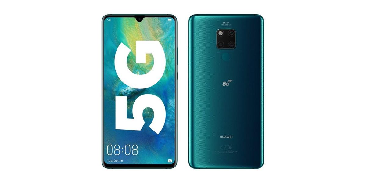 Huawei v roce 2020 představí mobilní střední třídu s podporou 5G