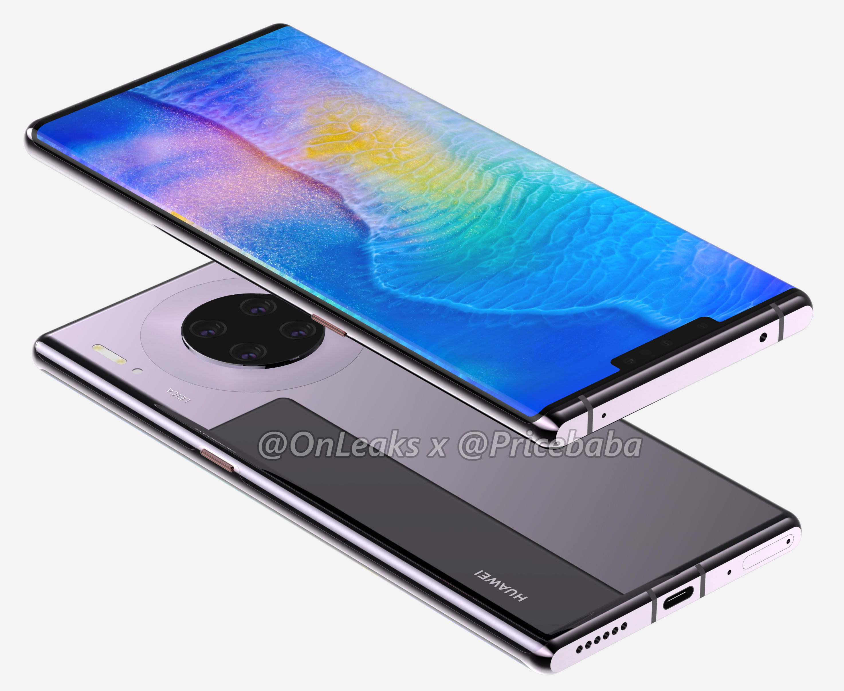 Huawei P40 a P40 Pro zřejmě nabídnout dva operační systémy