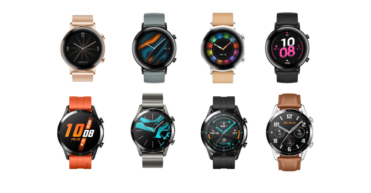 Hodinky Huawei Watch GT 2 představeny, stojí 5999 Kč